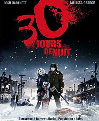 30 JOURS DE NUITS – 30 DAYS OF NIGHT
