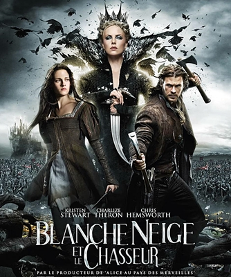 BLANCHE-NEIGE ET LE CHASSEUR-Snow White and the Huntsman