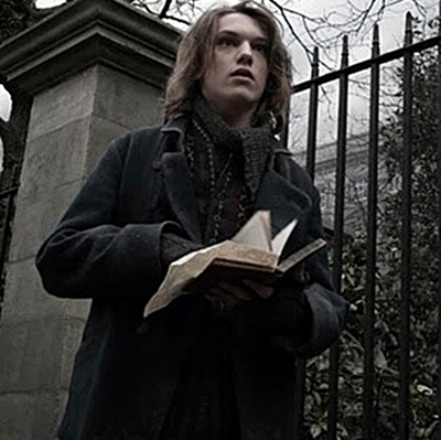 1.. jamie-campbell-bower sweeney todd