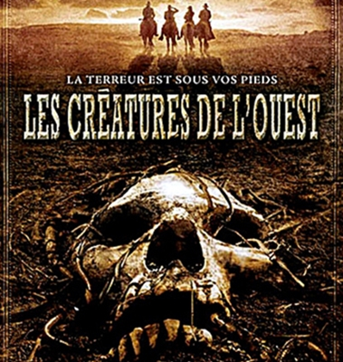 LES CREATURES DE L'OUEST – THE BURROWERS