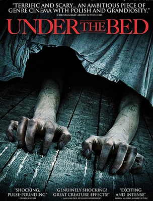 UNDER THE BED – SCARY