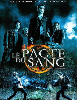 LE PACTE DU SANG – THECOVENANT