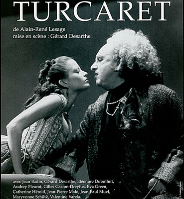 Turcaret pièce de théâtre