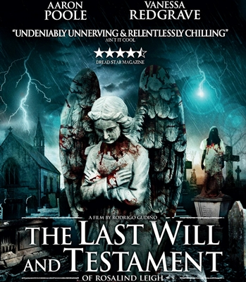 THE LAST WILL AND TESTAMENT OF ROSALINDLEIGH