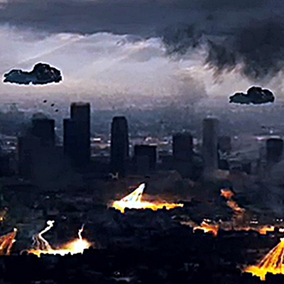 3.Battle Los Angeles
