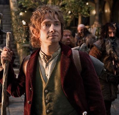 LE HOBBIT : UN VOYAGE INATTENDU -The Hobbit : An UnexpectedJourney