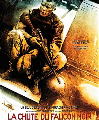 LA CHUTE DU FAUCON NOIR – BLACK HAWK DOWN
