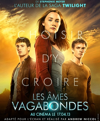 LES AMES VAGABONDES OU THE HOST