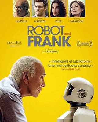 ROBOT ET FRANK – ROBOT AND FRANK