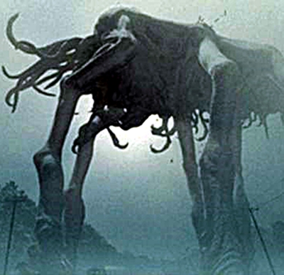 5.monster the mist