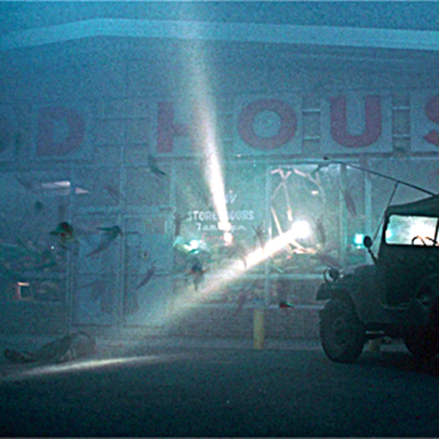 9.The Mist