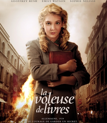 LA VOLEUSE DE LIVRES-THE BOOK THIEF