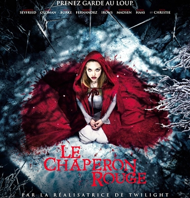 LE  CHAPERON ROUGE OU RED RIDING HOOD