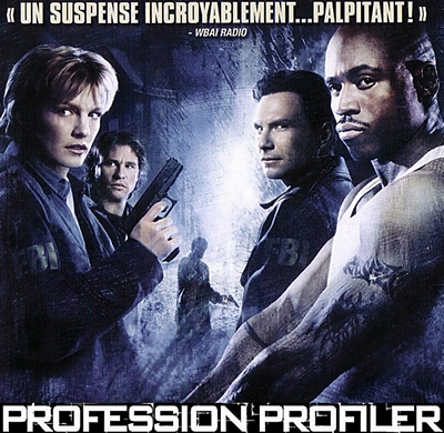 PROFESSION PROFILER – MINDHUNTERS