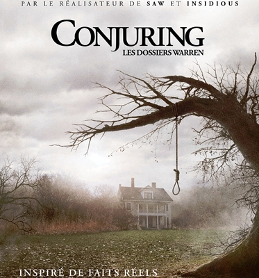 THE CONJURING LES DOSSIERS WARREN