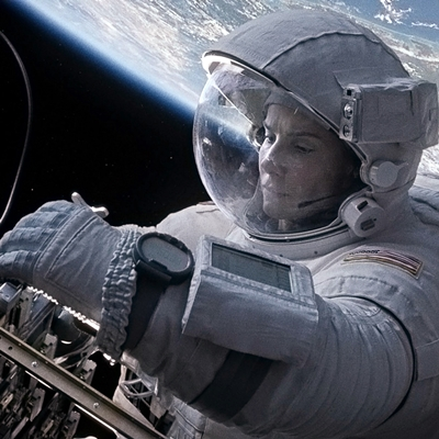 Film Review Gravity