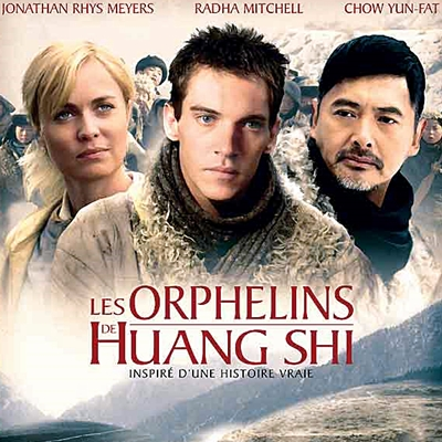 LES ORPHELINS D'HUANGSHI