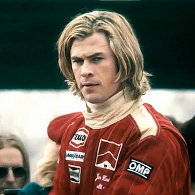Rush (2013) - Trailer 3(Screengrab) -- Pictured: Chris Hemsworth