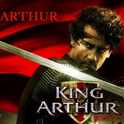 LE ROI ARTHUR – KINGARTHUR