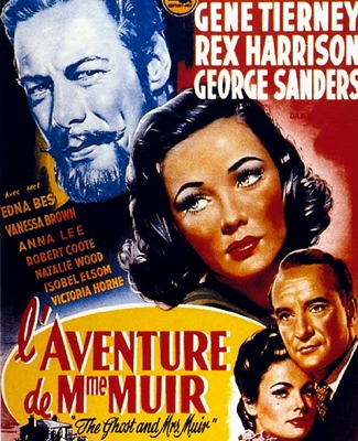 L'AVENTURE DE MME MUIR – THE GHOST AND MRS MUIR