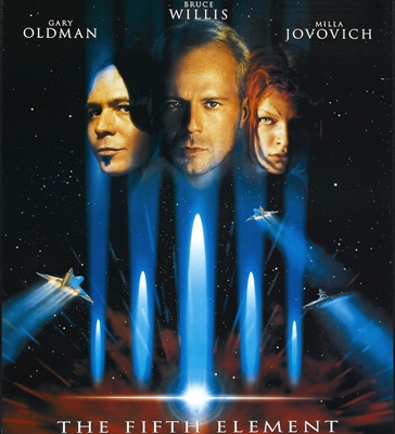 LE CINQUIEME ELEMENT – THE FIFTH ELEMENT