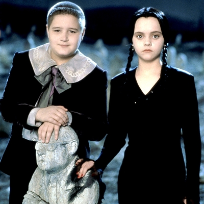 Addams Family in verrückter Tradition, Die / Addams Family Values