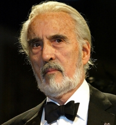 Christopher Lee le 16 et 17 -06-2015