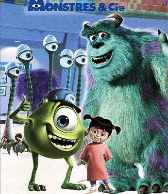 MONSTRES ET CIE – MONSTERS , INC .
