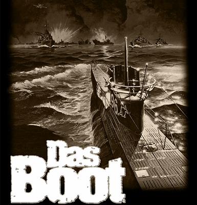 LE BATEAU – DASBOOT