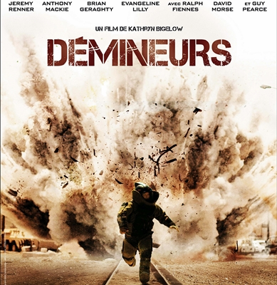 DEMINEURS – THE HURTLOCKER