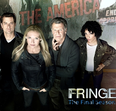 FRINGE: The Fringe team returns in the FRINGE Season Five premie