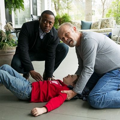 OMAR EPPS, LANDON GIMENEZ, KURTWOOD SMITH