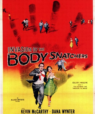 L'INVASION DES PROFANATEURS DE SEPULTURES – INVASION OF THE BODY SNATCHERS