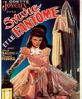 SYLVIE ET LE FANTOME – SYLVIE AND THE GHOST