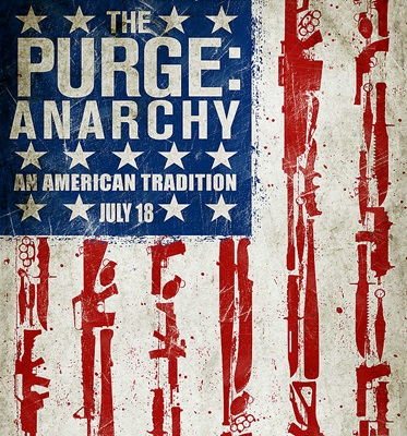 AMERICAN NIGHTMARE 2: ANARCHY-THE PURGE: ANARCHY