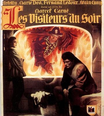 LES VISITEURS DU SOIR – THE DEVIL'SENVOYS