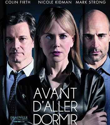 AVANT D'ALLER DORMIR – BEFORE I GO TO SLEEP