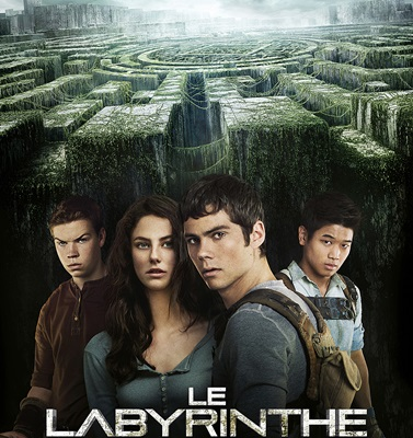 LE LABYRINTHE – THE MAZERUNNER