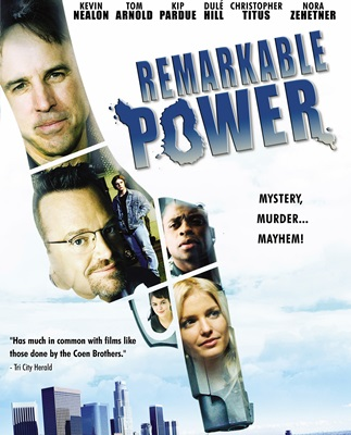 Remarkable dvd_Remarkable Power DVD.qxd