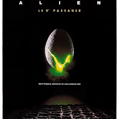 ALIEN, LE 8éme PASSAGER – ALIEN