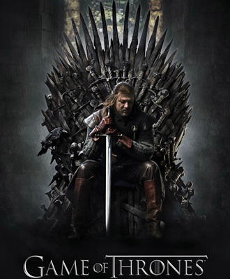 LE TRÔNE DE FER – GAME OF THRONES