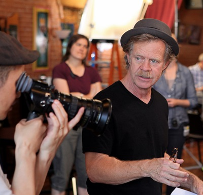 william h.macy