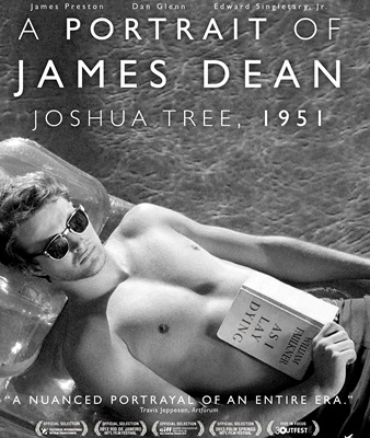 JOSHUA TREE, 1951 : A PORTRAIT OF JAMESDEAN