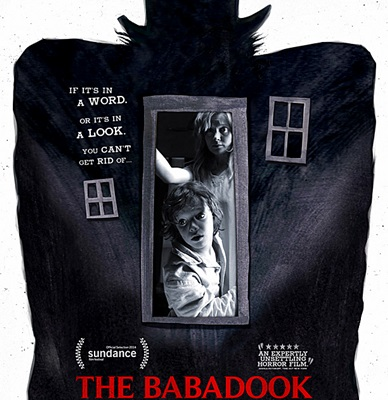 MR BABABDOOK – THE BABADOOK