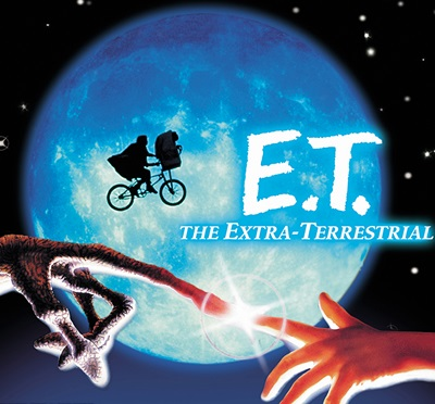 E.T L'EXTRA-TERRESTRE – E.T.THE EXTRA-TERRESTRIAL