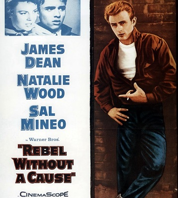 LA FUREUR DE VIVRE – REBEL WITHOUT A CAUSE