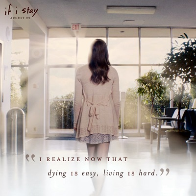 SI JE RESTE – IF I STAY