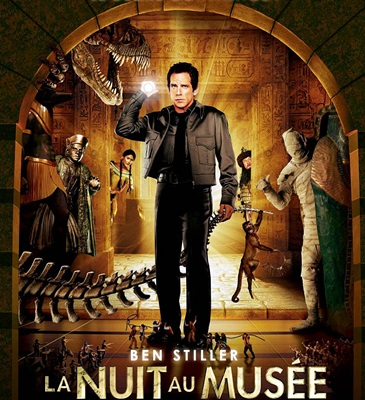 LA NUIT AU MUSEE – NIGHT AT THE MUSEUM