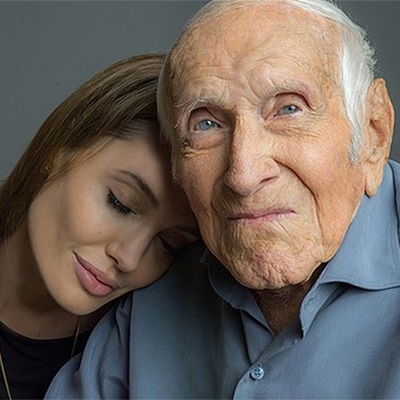 angelina jolie et louie zamperini