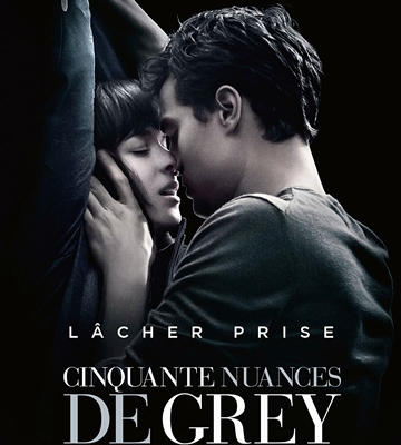 50 NUANCES DE GREY – FIFTY SHADES OF GREY